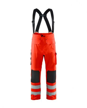 Blaklader 1302 Waterproof Rain Trousers ( Red )